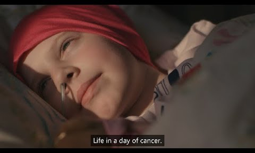 Cancer Council - Every minute, every hour, every day